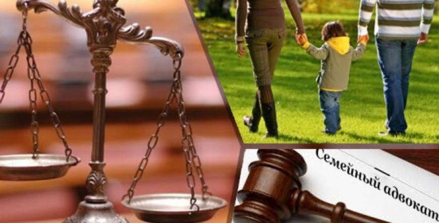 семейный юрист отрадное